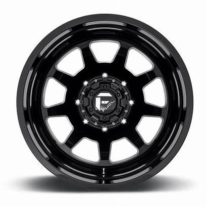 Wheels Dually Fuel Rear Wheel Finishes Rims