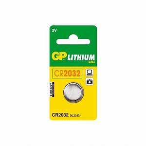 Pile Bouton Cr2032 : pile bouton cr2032 lithium gp ~ Melissatoandfro.com Idées de Décoration