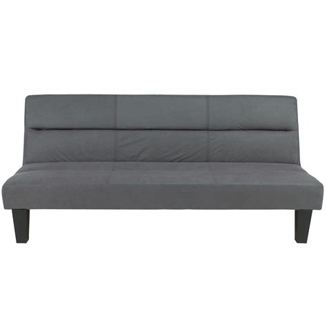 best choice products microfiber futon folding couch sofa