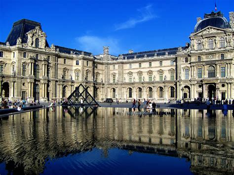 louvre paris du france attractions tourist most musee visited museums bg flickr freeimages pro andrew