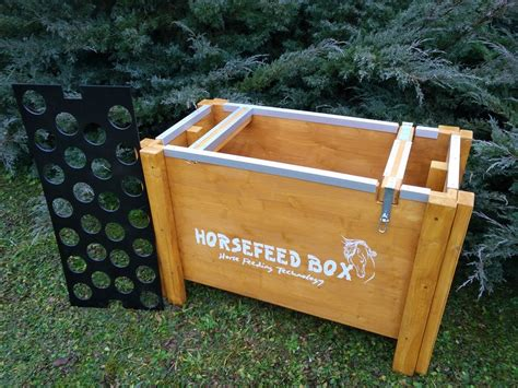 horsefeed box classic high futterplatzerl ihr shop fuer