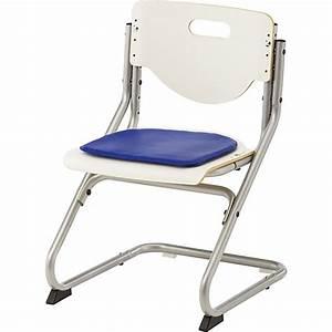 Schreibtischstuhl Kinder Ohne Rollen : sitzkissen f r schreibtischstuhl chair plus softex blau ~ A.2002-acura-tl-radio.info Haus und Dekorationen