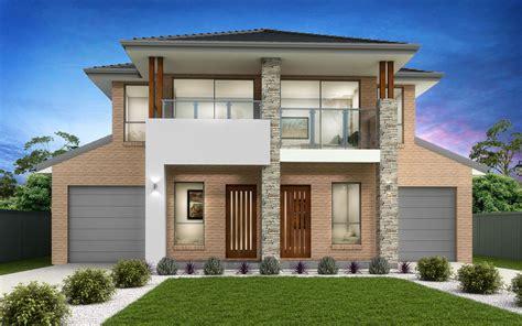 home builders castlereagh  duplex storey home