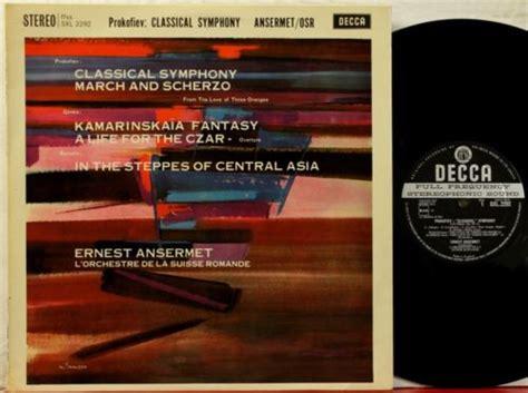 Sxl 2292 Wb Ed1 Prokofiev Classical Symphony