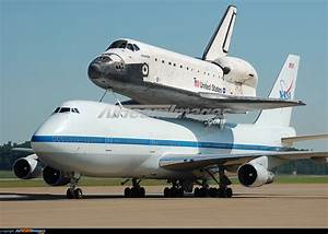 NASA Space Shuttle On Boeing 747 (page 4) - Pics about space