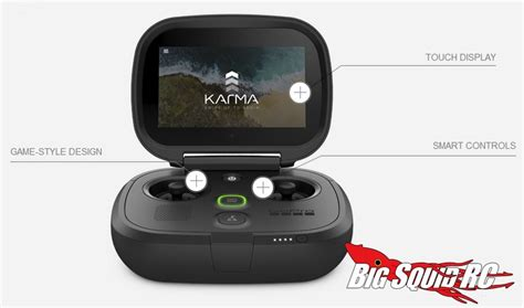 meet  gopro karma camera drone big squid rc rc car  truck news reviews