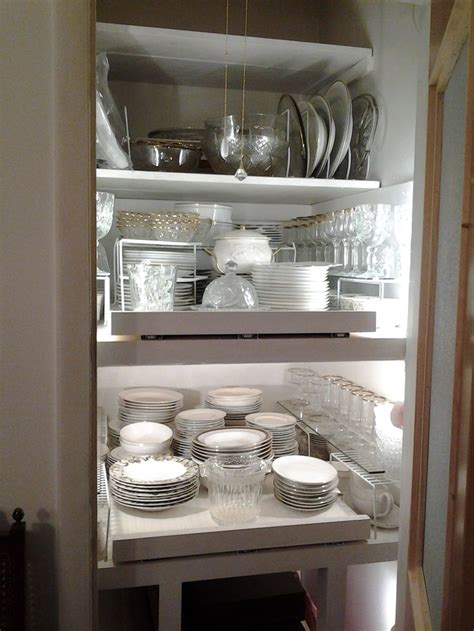 turning odd shaped closet   butlers pantry  pull