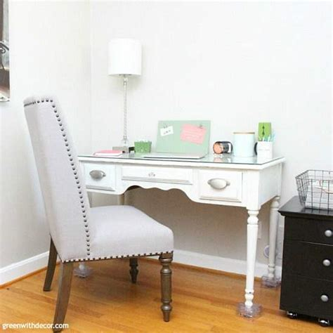 tips  setting   comfortable home office green