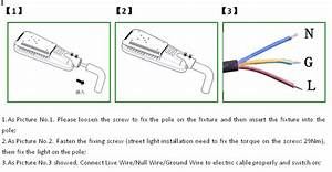 Street Lighting Wiring Diagram