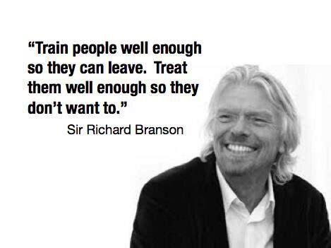 train people      lea richard branson