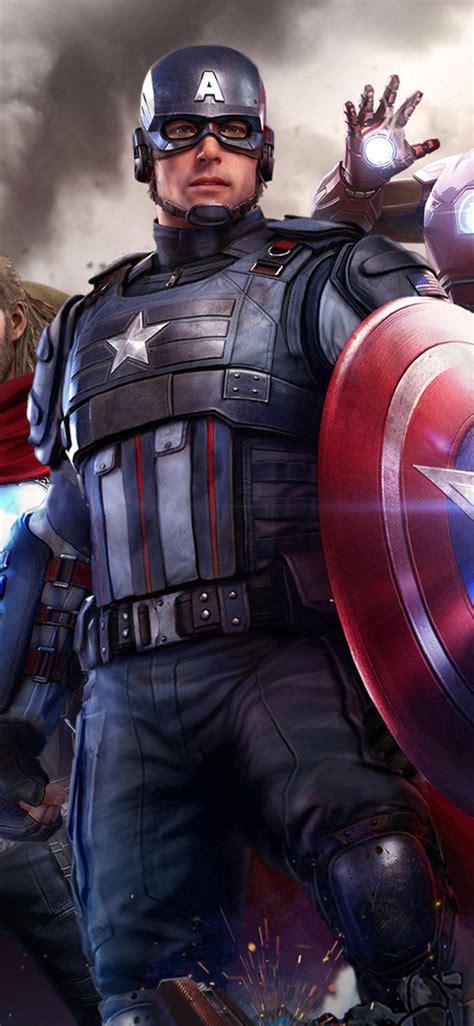 Marvel's Avengers Game Wallpapers - Wallpaper Cave