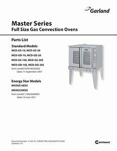 Garland Master 200 Wiring Diagram