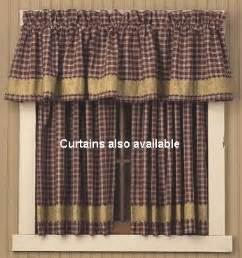 country kitchen curtain valance flickr photo
