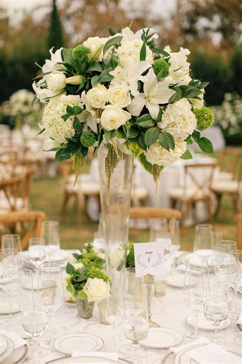 white  black elegant wedding white roses wedding