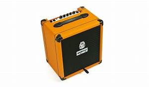Crush PiX CR25BX – Orange Amps
