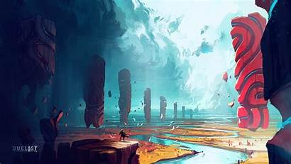Duelyst Wallpapers Epic Gaming 1920 1080 Background