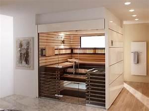 Sauna Für Badezimmer : sch ne moderne sauna f rs wellness bad mag die ~ Lizthompson.info Haus und Dekorationen