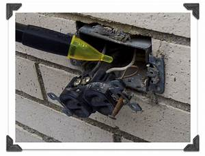 Outdoor Gfci Electrical Outlet Installation  Learn