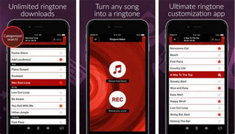 best ringtone app for iphone 10 best free ringtone apps for iphone android
