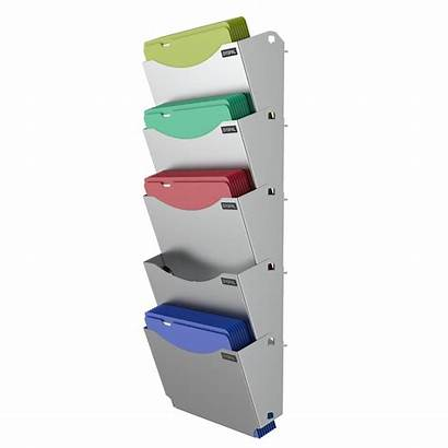 Document A4 Holders Holder Stackable Steel Stainless