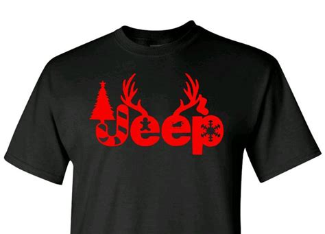 jeep christmas shirt 12 best images about it s a jeep thing on pinterest the
