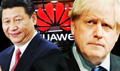 China alert: Beijing prepares to 'punish' Boris Johnson ...