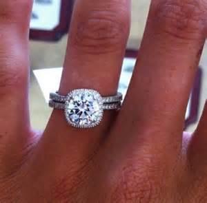 tiffanys engagement ring cushion cut engagement ring something something new