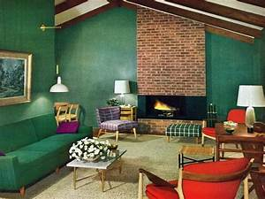 1950s living room mid century ideas bygone theatre With 50s interior design ideas