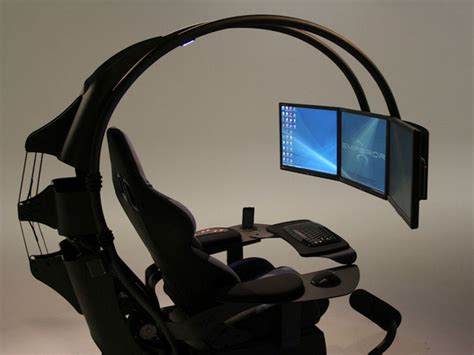 game like an emperor with the emperor pc gaming cockpit
