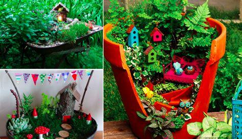 idees pour creer de micro jardins feeriques