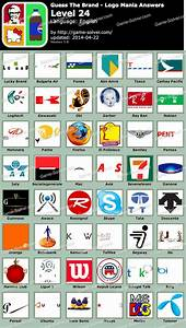 Image Gallery Logos Level 24