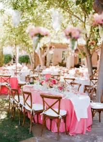 wedding reception table decorations chic and wedding reception ideas weddbook
