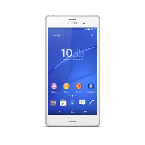 smart phone sony xperia z3 smartphone sony mobile