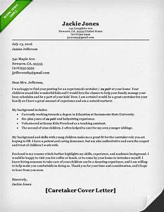 nanny and caregiver cover letter samples resume genius With caregiver resume sample