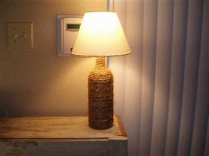 12 Ways to Make a Wine Bottle Lamp Guide Patterns