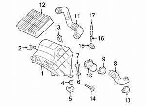 Dodge Sprinter 2500 Mass Air Flow Sensor  Engine  That