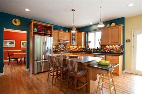 couleur peinture meuble cuisine couleur peinture cuisine 66 idées fantastiques