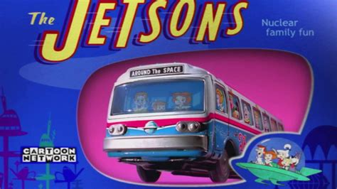 boomerang  jetsons bus bumper  youtube