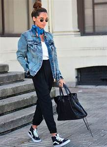 How to wear your Denim Jacket 2017 Style - Vanilla