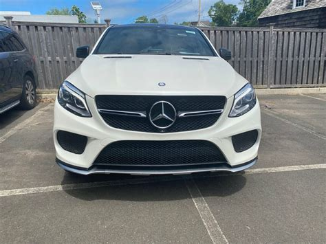 Call internet sales today and schedule your test drive!. Pre-Owned 2016 Mercedes-Benz GLE 4MATIC® 4dr GLE 450 AMG® Coupe Coupe in Greenwich #A006998B ...