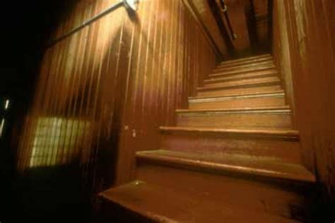 Why Does The Winchester Mystery House Have Stairs Leading