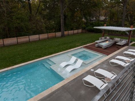 Midcentury Modern Swimming Pool Photos   HGTV