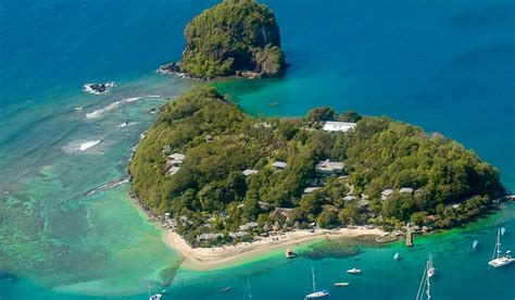 Private Caribbean Island Resort In Stvincent And The