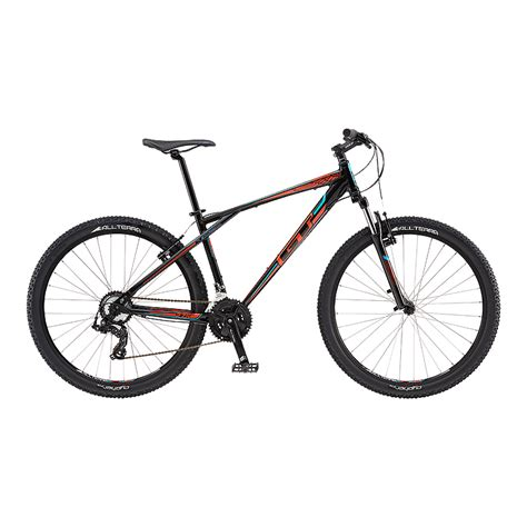 Gt Aggressor Sport Mountain Bike  Black 2016  Sport Chek