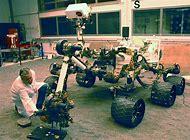 Curiosity Mars Rover Robotic Arms