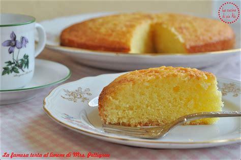 La Cucina Di Zia Ale by La Famosa Torta Al Limone Di Mrs Pettigrew La Cucina Di