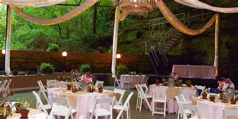 lost river cave weddings  prices  wedding venues  ky