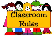 Classroom rules - Central School District 104#