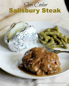 17 Best ideas about Crockpot Salisbury Steak on Pinterest ...