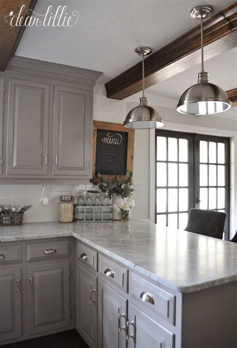 best gray for kitchen cabinets 23 stylish grey kitchen cabinets to get inspiration 7698